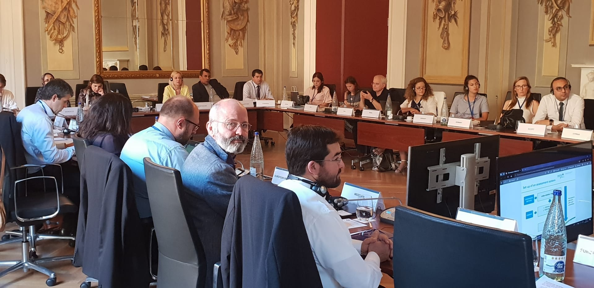 meetMED and the UfM Working Group on Sustainable and Affordable Housing: new synergies arising