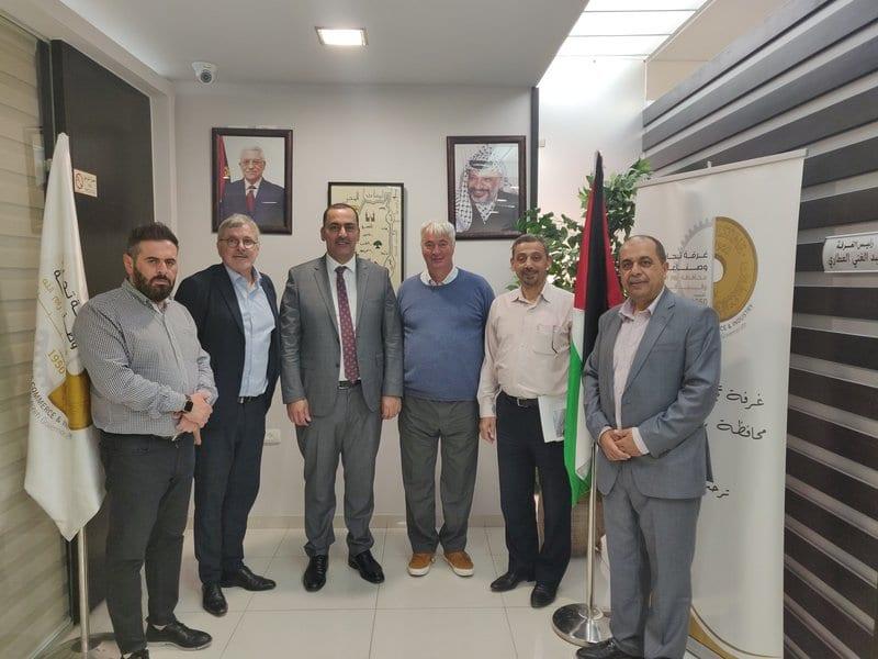 meetMED technical mission to Palestine kicks off next week!