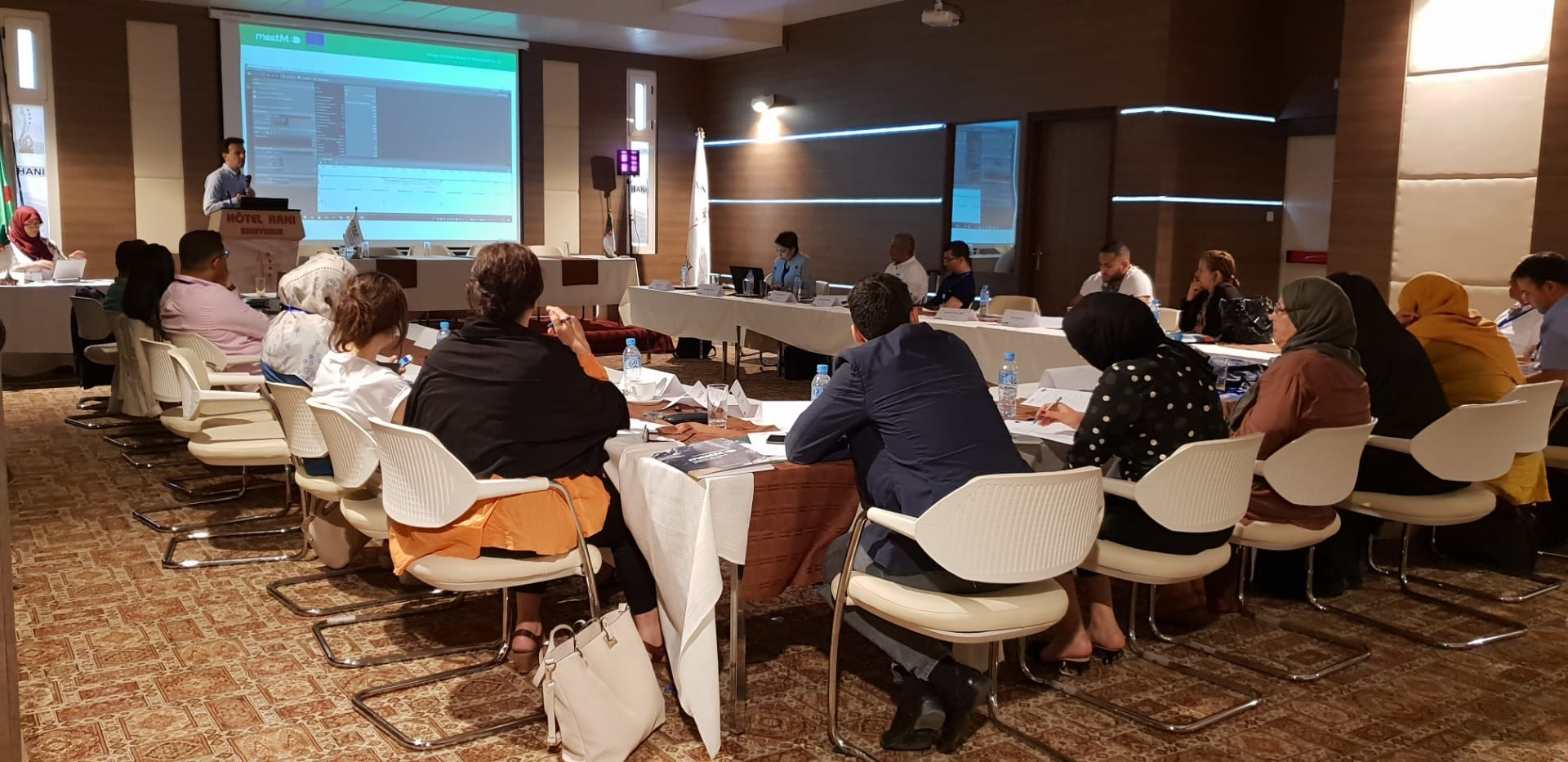 meetMED Training on Energy Efficiency and Renewable Energy Sources in Buildings