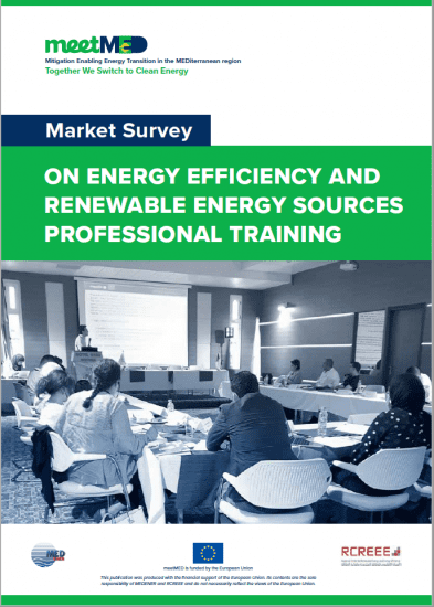 Market Survey on Energy Efficiency and Renewable Energy Sources Professional Training